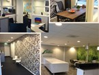 New expanded Avalon showroom and offices
